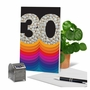 Creative Milestone Birthday Greeting Card From NobleWorksCards.com - Bold Milestones image 6