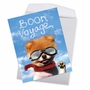 Hysterical Bon Voyage Jumbo Greeting Card By Spotlight Licensing From NobleWorksCards.com - Boon Voyage image 2