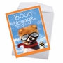 Humorous Bon Voyage Jumbo Paper Card By Spotlight Licensing From NobleWorksCards.com - Boon Voyage image 2