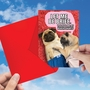 Funny Valentine's Day Card From NobleWorksCards.com - Boxer Shorts image 3