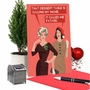 Hysterical Merry Christmas Printed Card By Bluntcard From NobleWorksCards.com - Calling My Name image 6