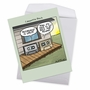 Hysterical Retirement Jumbo Printed Greeting Card By Nate Fakes From NobleWorksCards.com - Cassette Deck image 2