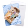 Artistic Birthday Jumbo Card From NobleWorksCards.com - Cat Pacifiers - Kittens image 2