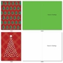 Creative Merry Christmas Greeting Card From NobleWorksCards.com - Christmas Tree Graphics image 2
