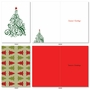 Creative Merry Christmas Greeting Card From NobleWorksCards.com - Christmas Tree Graphics image 4