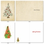 Creative Merry Christmas Greeting Card From NobleWorksCards.com - Christmas Tree Graphics image 5