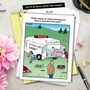 Funny Mother's Day Jumbo Printed Greeting Card by John McPherson from NobleWorksCards.com - Clean Underwear image 6