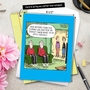 Funny Retirement Jumbo Card By Coverly, Dave From NobleWorksCards.com - Cloning Lab image 6