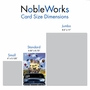 Creative Graduation Thank You Greeting Card From NobleWorksCards.com - Cougar Mascot - 2019 image 4