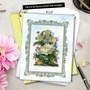Stylish Easter Jumbo Printed Card from NobleWorksCards.com - Cross image 6