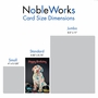 Creative Birthday Greeting Card From NobleWorksCards.com - Dirty Dogs - Accident image 5