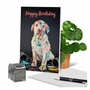 Creative Birthday Greeting Card From NobleWorksCards.com - Dirty Dogs - Accident image 6