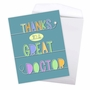 Creative Thank You Jumbo Printed Card From NobleWorksCards.com - Doctor Gratitude image 3