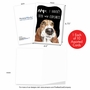 Hilarious All Occasions Greeting Card By Christine Anderson From NobleWorksCards.com - Dog Antics image 2