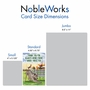 Funny Thank You Card By Kerry Swope From NobleWorksCards.com - Dog Assistance image 4