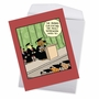 Funny Graduation Jumbo Card By Bill Whitehead From NobleWorksCards.com - Dog Award image 3