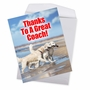 Hysterical Thank You Jumbo Printed Greeting Card From NobleWorksCards.com - Dog Team image 3