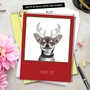Creative Blank Jumbo Paper Greeting Card from NobleWorksCards.com - Dogs & Doodles image 6