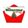 Hysterical Christmas Paper Card from NobleWorksCards.com - Dysfunctional Xmas Tree image 2