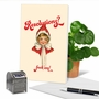 Humorous New Year Card By Offensive+Delightful From NobleWorksCards.com - Eff The Resolutions image 6