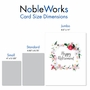 Creative Retirement Jumbo Printed Card From NobleWorksCards.com - Elegant Retirement image 5