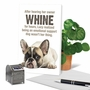 Hysterical Friendship Greeting Card From NobleWorksCards.com - Emotional Support Dog image 6