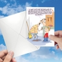 Hysterical Father's Day Printed Card By Gary McCoy From NobleWorksCards.com - Family Pocket Knife image 3