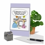 Funny Birthday Card By Martin J. Bucella From NobleWorksCards.com - Fewer Buttons image 6