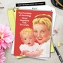 Hilarious Mother's Day Jumbo Paper Card by Ephemera from NobleWorksCards.com - First Rule of Parenting image 6