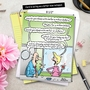 Hilarious Birthday Jumbo Printed Greeting Card by Randall McIlwaine from NobleWorksCards.com - Fix Your Price image 6