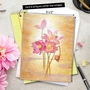 Creative Mother's Day Jumbo Paper Greeting Card by Ailian Price from NobleWorksCards.com - Floral Harmony image 6