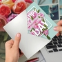 Artful Administrative Professionals Day Card From NobleWorksCards.com - Flowers for Administrative Professionals From All image 2