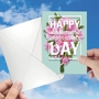 Artful Administrative Professionals Day Card From NobleWorksCards.com - Flowers for Administrative Professionals From All image 3