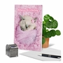 Creative Birthday Greeting Card From NobleWorksCards.com - Fluffy Furballs image 6
