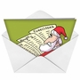 Humorous Christmas Greeting Card by Stanley Makowski from NobleWorksCards.com - Foreclosed image 2
