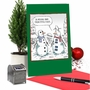 Humorous Merry Christmas Card By Dave Coverly From NobleWorksCards.com - Fossil Fuels image 5