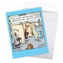Stylish Get Well Jumbo Card By Dave Coverly From NobleWorksCards.com - Frank's Card image 2