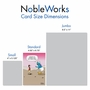 Funny Birthday Paper Card By Maria Scrivan From NobleWorksCards.com - Genie Gift Card image 5