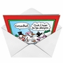 Hysterical Christmas Paper Card by Martin Bucella from NobleWorksCards.com - Gesundheit image 2