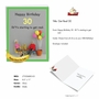 Hysterical Milestone Birthday Jumbo Greeting Card By Thea Musselwhite From NobleWorksCards.com - Get Real 30 image 2