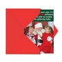Funny Merry Christmas Card From NobleWorksCards.com - Giftwrap Tube image 2