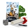Stylish Graduation Card From NobleWorksCards.com - Going Wild - 2020 image 6