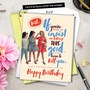 Hysterical Birthday Jumbo Greeting Card By Offensive+Delightful From NobleWorksCards.com - Good Looking image 6
