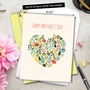 Stylish Mother's Day Jumbo Printed Card from NobleWorksCards.com - Grateful Greetings image 6