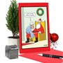 Hilarious Merry Christmas Greeting Card By Tim Whyatt From NobleWorksCards.com - Gravity Granny image 5
