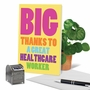 Hysterical Thank You Printed Greeting Card From NobleWorksCards.com - Great Healthcare Worker image 6