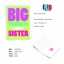 Humorous Sister Thank You Card From NobleWorksCards.com - Great Sister image 2