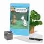Hilarious Anniversary Greeting Card By Dave Coverly From NobleWorksCards.com - Half Hear image 6