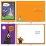Hysterical Halloween Printed Card By Assorted Artists From NobleWorksCards.com - Halloween Humor image 5
