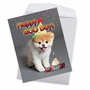 Funny Birthday Jumbo Paper Card By Spotlight Licensing From NobleWorksCards.com - Happy Boo-day image 2